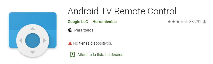 Descargar Android Tv Remote Control Español Gratis