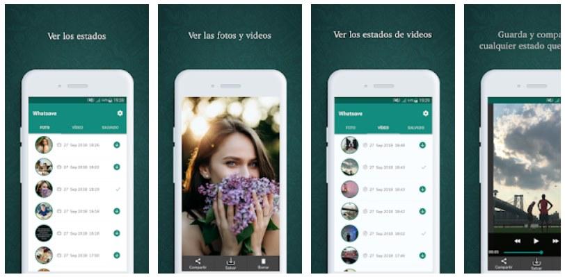 app para guardar estados de whatsapp
