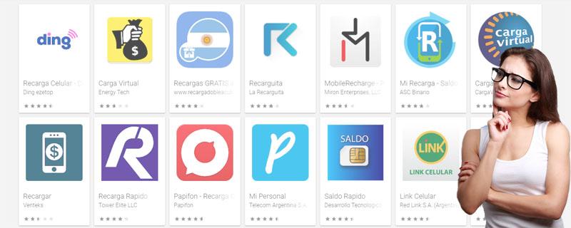 la mejor app para cargar crédito