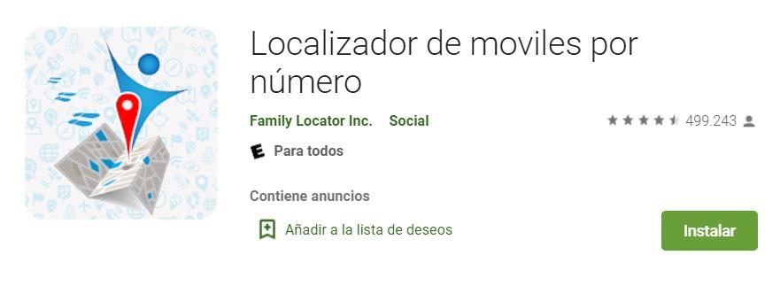 localizador de moviles por numero
