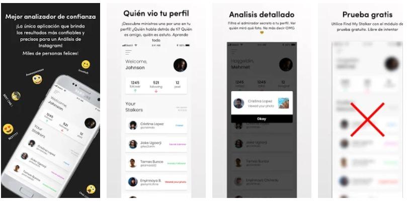 Descargar Find My Stalker Gratis en Español para Android