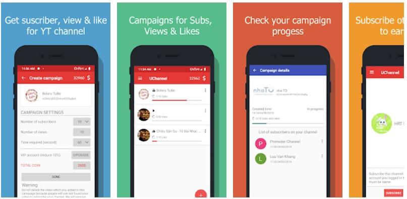 Descargar Sub4Sub Android Gratis apk