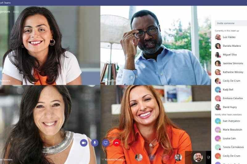 Videoconferencia Microsoft Teams
