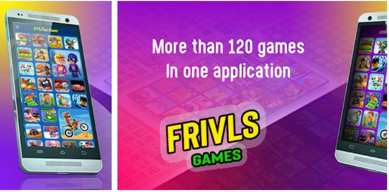 Aplicacion Frivls Games Gratis