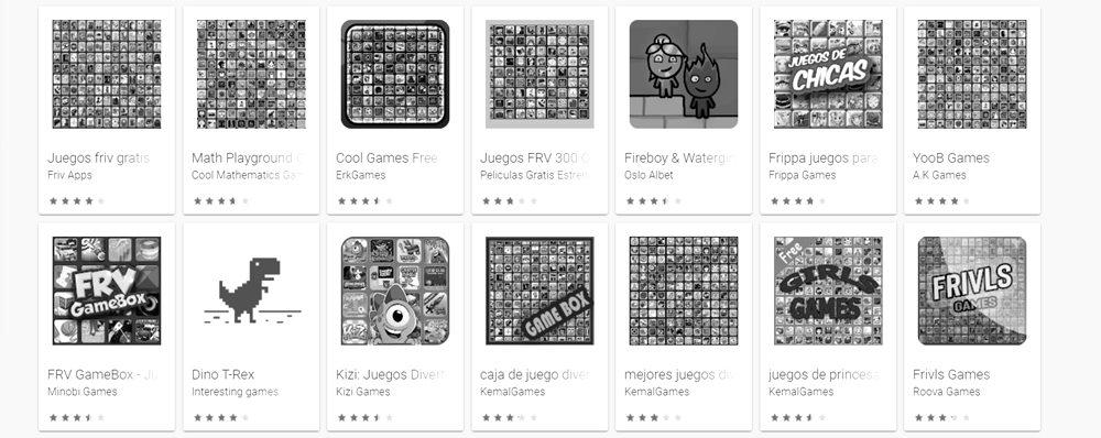 Apps de Juegos Friv Android Gratis