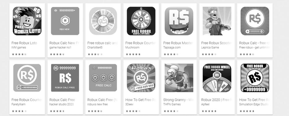 Apps para Obtener Robux Gratis desde el Móvil 2020