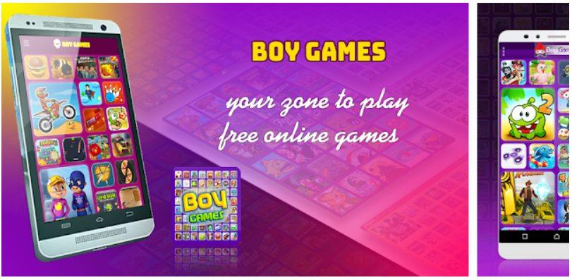 Bajar Boy Games desde Play Store