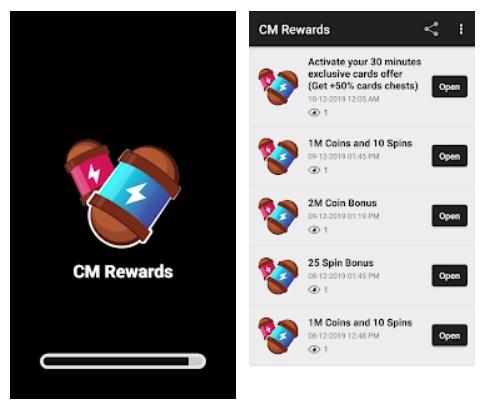 CM Rewards Recompensas para Coin Master