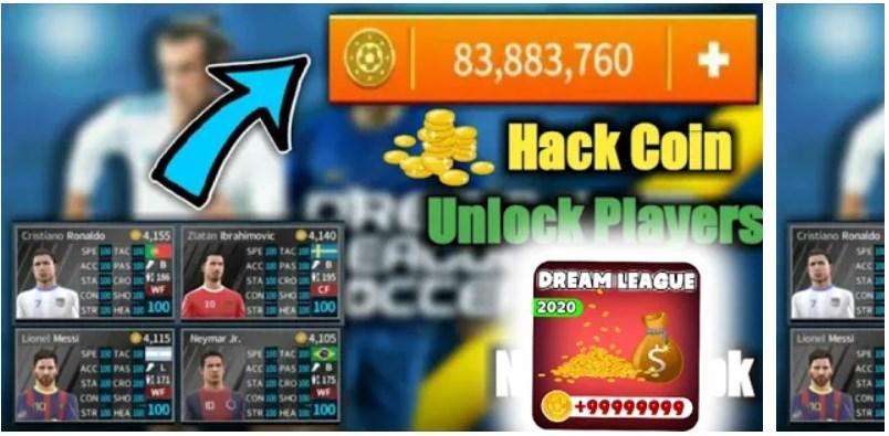 Hack monedas infinitas para Dream League Soccer 2020