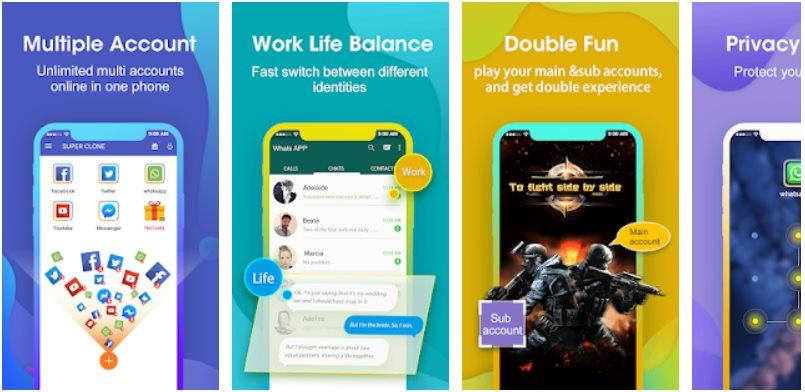 app para clonar Free Fire