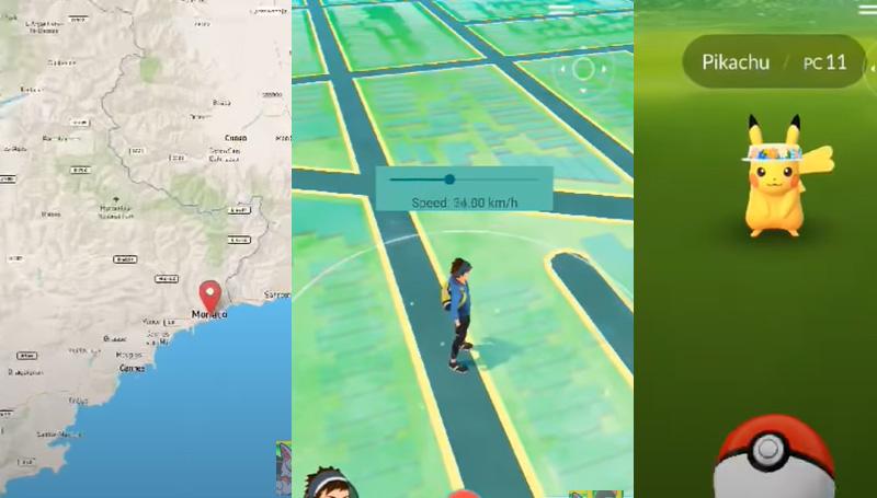 descargar app para ser fly en pokemon go