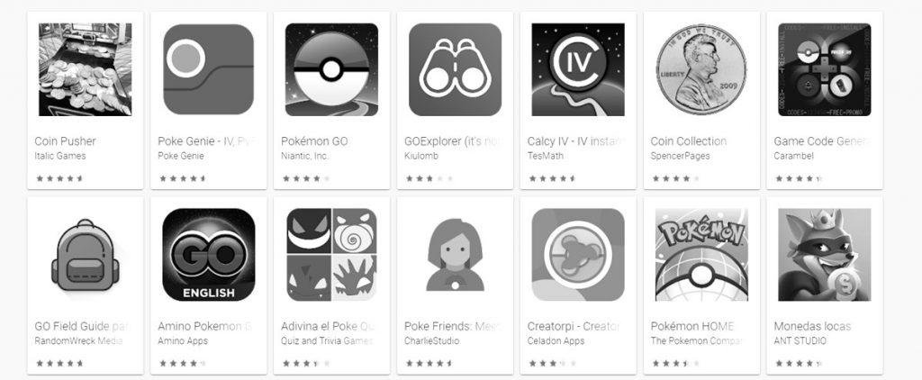 mejores aplicaciones para hackear pokemon go