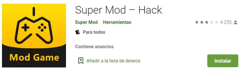 Super Mod Hack para Among Us