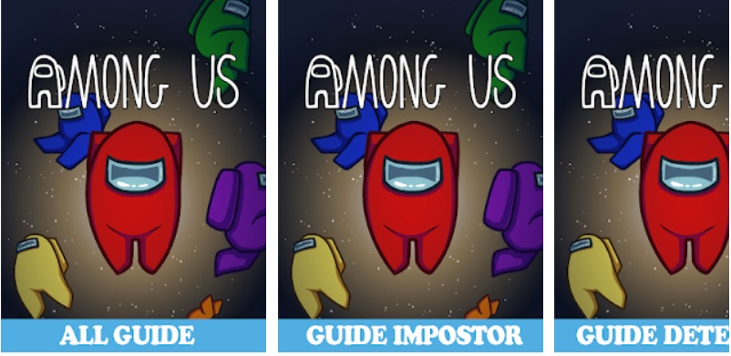 truco mod menu de AmongUs