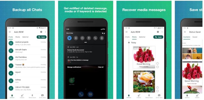 app para leer mensajes borrados de whatsapp