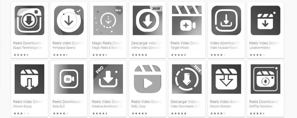 apps para descargar reels privados gratis