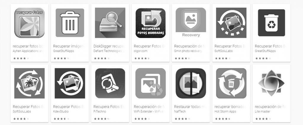mejores aplicaciones para recuperar imagenes eliminadas