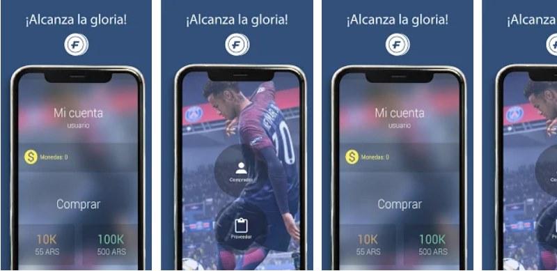 descargar aplicacion monedas infinitas fifa mobile 21