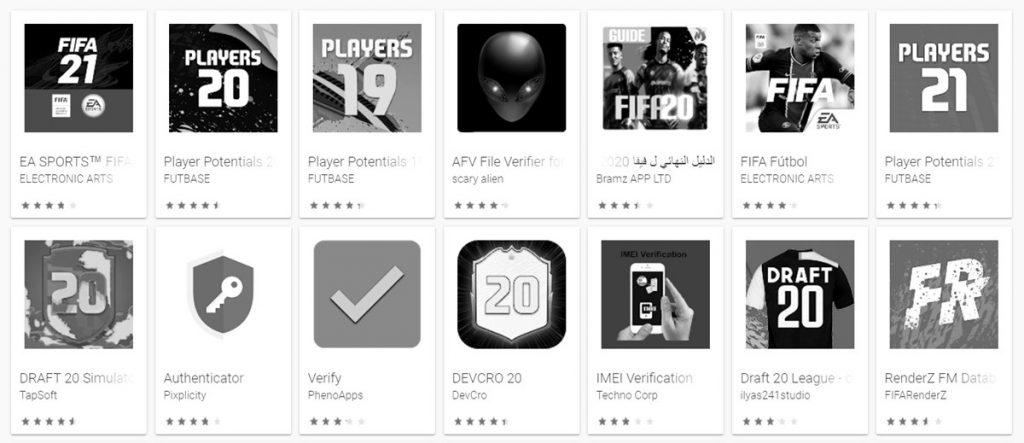 mejores apps para hackear fifa mobile