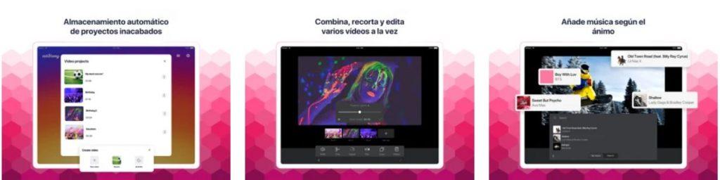 aplicación para descargar reels en iPhone