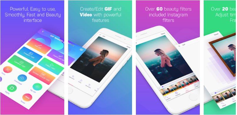 app para hacer gif en Android