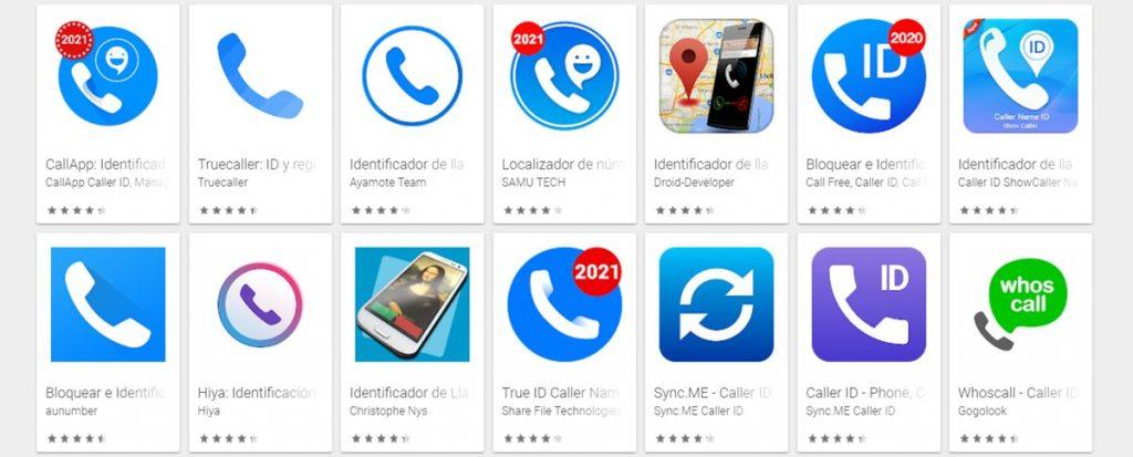 mejores aplicaciones para identificar llamadas