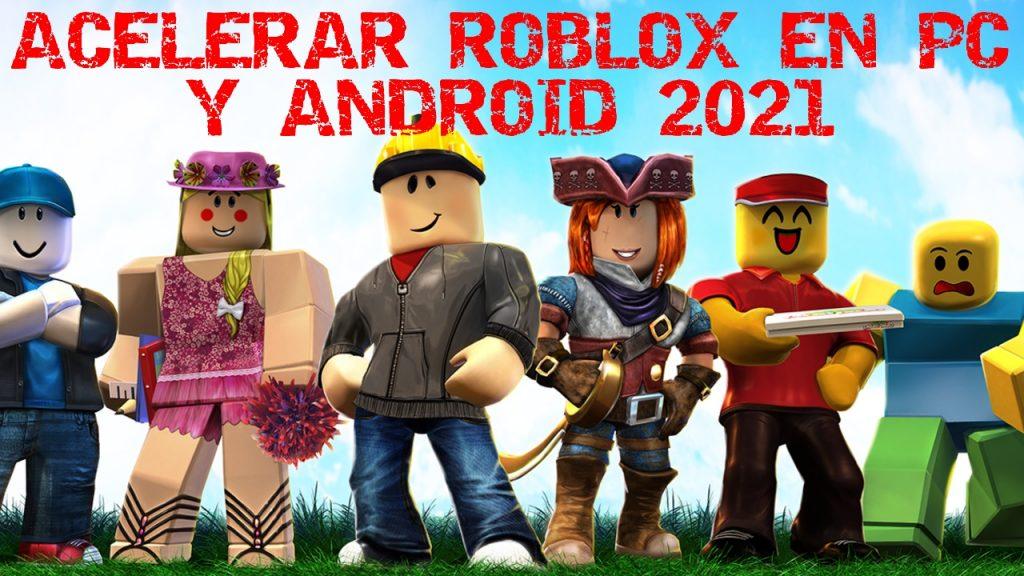 Quitar LAG en Roblox PC y Android