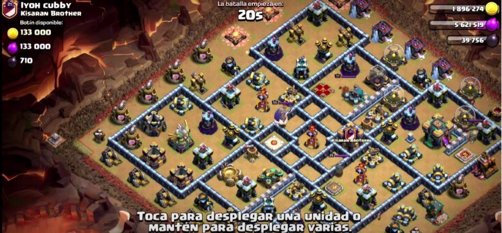 hack gemas infinitas clash of clans