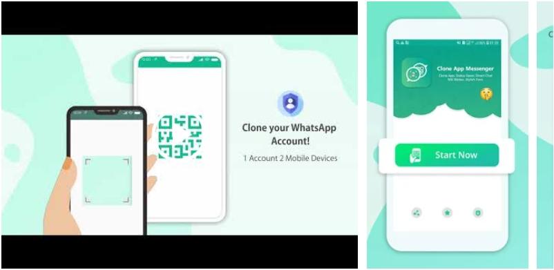 aplicación para tener el whatsapp de mi novio en mi teléfono